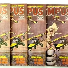 Comics : VAMPUS Nº 69 - RELATOS GRAFICOS DE TERROR Y SUSPENSE - GARBO 1977 MUY BUENO. Lote 240063550