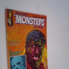 Cómics: FAMOSOS MONSTERS DEL CINE - NUMERO 4 - MUY BUEN ESTDO - GORBAUD. Lote 240997865