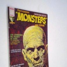 Cómics: FAMOSOS MONSTERS DEL CINE - NUMERO 3 - BUEN ESTADO - GORBAUD. Lote 240998525