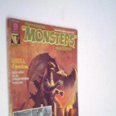 Cómics: FAMOSOS MONSTERS DEL CINE - NUMERO 7 - BUEN ESTADO - GORBAUD. Lote 240999190