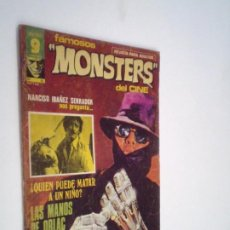 Cómics: FAMOSOS MONSTERS DEL CINE - NUMERO 15 - BUEN ESTADO - GORBAUD. Lote 240999610