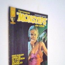 Cómics: FAMOSOS MONSTERS DEL CINE - NUMERO 18 - MUY BUEN ESTADO - GORBAUD. Lote 240999975
