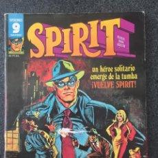 Cómics: SPIRIT - Nº 1 - SUPERCOMICS GARBO - GARBO EDITORIAL - 1975 - ¡BUEN ESTADO!. Lote 241883105