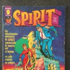 Cómics: SPIRIT - Nº 2 - SUPERCOMICS GARBO - GARBO EDITORIAL - 1975 - ¡BUEN ESTADO!. Lote 241884175