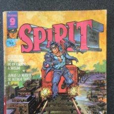 Cómics: SPIRIT - Nº 4 - SUPERCOMICS GARBO - GARBO EDITORIAL - 1975 - ¡BUEN ESTADO!. Lote 241886065