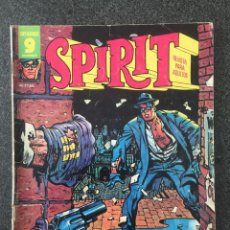 Cómics: SPIRIT - Nº 6 - SUPERCOMICS GARBO - GARBO EDITORIAL - 1975 - ¡BUEN ESTADO!. Lote 241887170