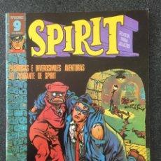 Cómics: SPIRIT - Nº 7 - SUPERCOMICS GARBO - GARBO EDITORIAL - 1975 - ¡MUY BUEN ESTADO!. Lote 241888020