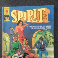 Cómics: SPIRIT - Nº 8 - SUPERCOMICS GARBO - GARBO EDITORIAL - 1976 - ¡MUY BUEN ESTADO!. Lote 241890340