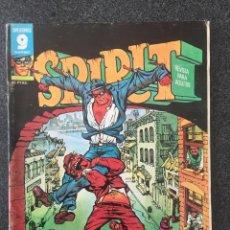 Cómics: SPIRIT - Nº 9 - SUPERCOMICS GARBO - GARBO EDITORIAL - 1976 - ¡BUEN ESTADO!. Lote 241891070