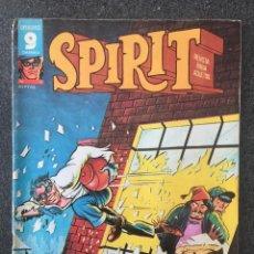 Cómics: SPIRIT - Nº 11 - SUPERCOMICS GARBO - GARBO EDITORIAL - 1976 - ¡BUEN ESTADO!. Lote 241892615