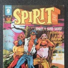 Cómics: SPIRIT - Nº 13 - SUPERCOMICS GARBO - GARBO EDITORIAL - 1976 - ¡MUY BUEN ESTADO!. Lote 241893635