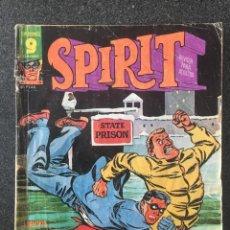 Cómics: SPIRIT - Nº 19 - SUPERCOMICS GARBO - GARBO EDITORIAL - 1976 - ¡ESTADO NORMAL!. Lote 241895425
