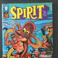 Cómics: SPIRIT - Nº 26 - SUPERCOMICS GARBO - GARBO EDITORIAL - 1977 - ¡BUEN ESTADO!. Lote 241931085
