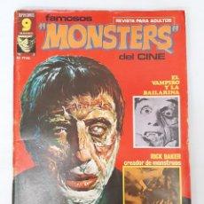 Cómics: COMIC FAMOSOS MONSTERS GARBO N°2. Lote 243819460