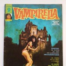 Cómics: COMIC VAMPIRELLA Nº 11 - REVISTA PARA ADULTOS - GARBO EDITORIAL - 1974/78 - TERROR. Lote 243912830