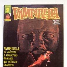 Cómics: COMIC VAMPIRELLA Nº 21 - REVISTA PARA ADULTOS - GARBO EDITORIAL - 1973 - TERROR. Lote 243913055