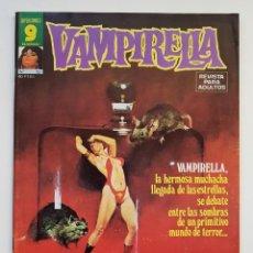Cómics: COMIC VAMPIRELLA Nº 25 - REVISTA PARA ADULTOS - GARBO EDITORIAL - 1976 - TERROR. Lote 243913635