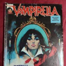 Cómics: VAMPIRELLA. Nº 2. EDITORIAL GARBO. 1973. 1ª EDICIÓN. Lote 244164520