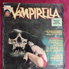 Cómics: VAMPIRELLA. Nº 4. EDITORIAL GARBO. 1973. 1ª EDICIÓN. Lote 244432250