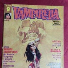 Cómics: VAMPIRELLA. Nº 5. EDITORIAL GARBO. 1973. 1ª EDICIÓN. Lote 244432595