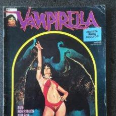 Cómics: VAMPIRELLA Nº 1 - ¡CUIDADO SOÑADORES! - GARBO EDITORIAL - 1974 - ¡BUEN ESTADO!. Lote 244547910