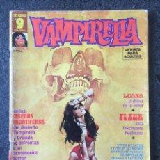 Cómics: VAMPIRELLA Nº 5 - ARENAS MORTÍFERAS - GARBO EDITORIAL - 1975 - ¡BUEN ESTADO!. Lote 244555015