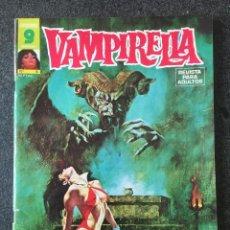 Cómics: VAMPIRELLA Nº 6 - ¡INFIERNO EN LA NIEVE! - GARBO EDITORIAL - 1975 - ¡BUEN ESTADO!. Lote 244568690