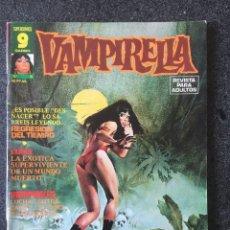 Cómics: VAMPIRELLA Nº 8 - GARBO EDITORIAL - 1975 - ¡BUEN ESTADO!. Lote 244571150