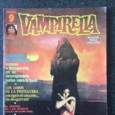 Cómics: VAMPIRELLA Nº 10 - DEMONIOS EN LA NIEBLA - GARBO EDITORIAL - 1975 - ¡BUEN ESTADO!. Lote 244585615