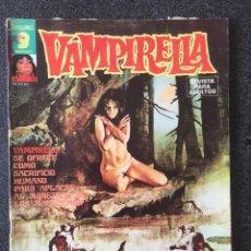 Cómics: VAMPIRELLA Nº 12 - GARBO EDITORIAL - 1975 - ¡BUEN ESTADO!. Lote 244674440