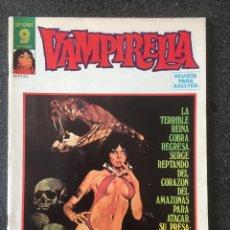 Cómics: VAMPIRELLA Nº 18 - GARBO EDITORIAL - 1976 - ¡MUY BUEN ESTADO!. Lote 244677710