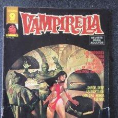 Cómics: VAMPIRELLA Nº 19 - GARBO EDITORIAL - 1976 - ¡BUEN ESTADO!. Lote 244678335