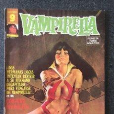 Cómics: VAMPIRELLA Nº 20 - GARBO EDITORIAL - 1976 - ¡BUEN ESTADO!. Lote 244678935