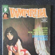 Cómics: VAMPIRELLA Nº 22 - ENTERRADORES MALIGNOS - GARBO EDITORIAL - 1976 - ¡MUY BUEN ESTADO!. Lote 244685965