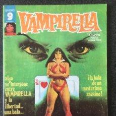 Cómics: VAMPIRELLA Nº 24 - GARBO EDITORIAL - 1976 - ¡MUY BUEN ESTADO!. Lote 244686725