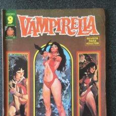 Cómics: VAMPIRELLA Nº 27 - GARBO EDITORIAL - 1977 - ¡BUEN ESTADO!. Lote 244688560