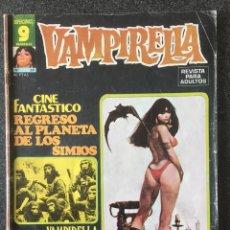 Cómics: VAMPIRELLA Nº 28 - GARBO EDITORIAL - 1977 - ¡BUEN ESTADO!. Lote 244688870