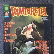 Cómics: VAMPIRELLA Nº 34 - GARBO EDITORIAL - 1977 - ¡BUEN ESTADO!. Lote 244690525