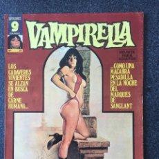 Cómics: VAMPIRELLA Nº 35 - GARBO EDITORIAL - 1977 - ¡MUY BUEN ESTADO!. Lote 244690735