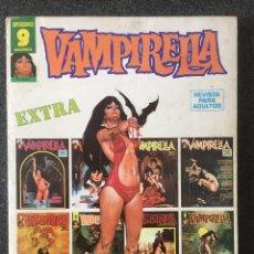 Cómics: VAMPIRELLA EXTRA - GARBO EDITORIAL - 1975 - ¡BUEN ESTADO!. Lote 244691915