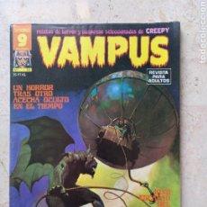 Cómics: VAMPUS 53 INCLUYE PÓSTER. Lote 244827805