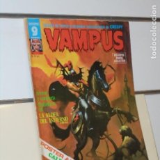Cómics: RELATOS DE TERROR Y SUSPENSE VAMPUS Nº 52 - GARBO. Lote 245463160