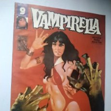 Fumetti: VAMPIRELLA Nº 37, ENERO 1978. SUPERCOMICS GARBO.. Lote 246439205