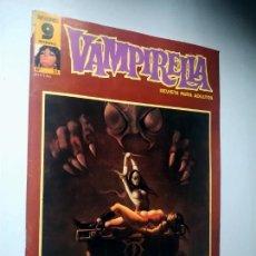 Comics : VAMPIRELLA Nº 32, JULIO 1977. SUPERCOMICS GARBO.. Lote 246441070