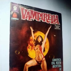 Fumetti: VAMPIRELLA Nº 29, ABRIL 1977. SUPERCOMICS GARBO.. Lote 246441990