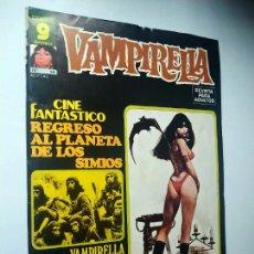 Comics : VAMPIRELLA Nº 28, MARZO 1977. SUPERCOMICS GARBO.. Lote 246442355