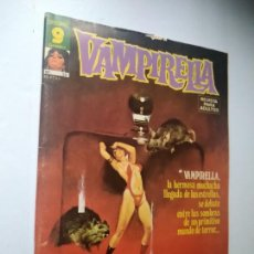 Comics : VAMPIRELLA Nº 25, DICIEMBRE 1976. SUPERCOMICS GARBO.. Lote 246443890