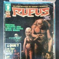 Fumetti: RUFUS Nº 52. Lote 252920085