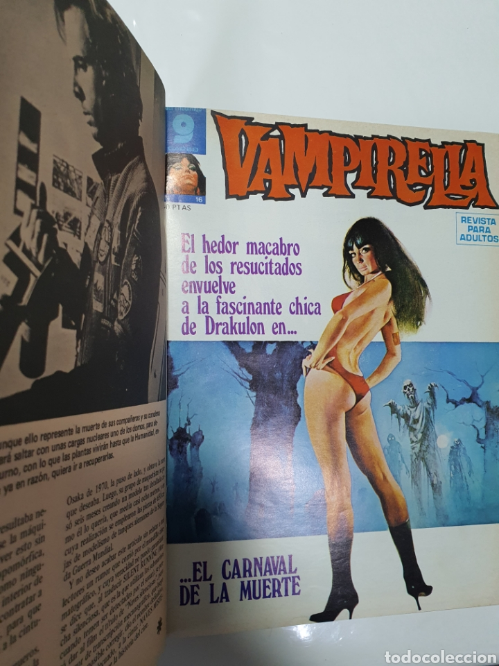 Cómics: Tomos Vapirella Garbo - Foto 10 - 253636615