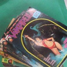 Fumetti: VAMPIRELLA LOTE DE 18 NUMEROS EDITORIAL GARBO 1974. Lote 254338990